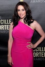 Lesli Margherita – Lucille Lortel Awards in New York 05/06/2018