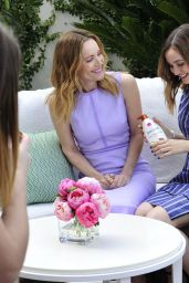 Leslie Mann and Maude Apatow - New Jergens Campaign at a Brunch in LA