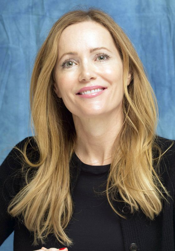 "Leslie Mann - ""Blockers"" Press Conference in LA"