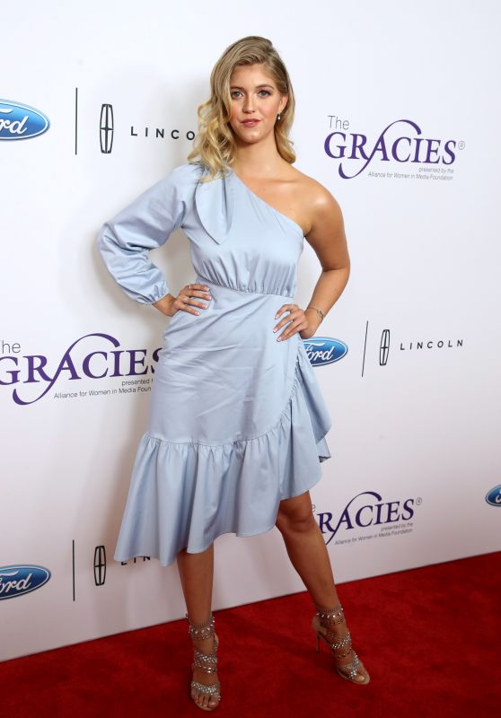Lexi DiBenedetto – 2018 Gracie Awards in Beverly Hills