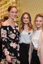 Lili Reinhart – Debby Ryan's Birthday in Beverly Hills 05/19/2018
