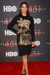 "Lilly Singh – ""Fahrenheit 451"" Premiere in NYC"