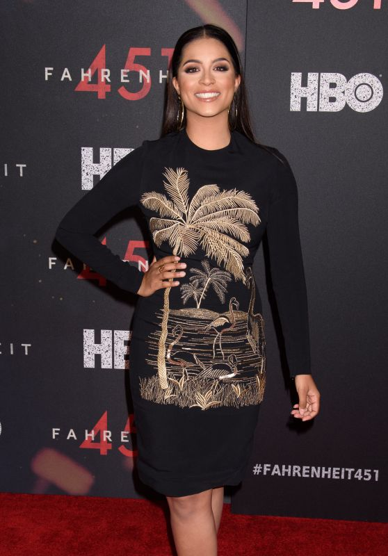 """Lilly Singh – """"Fahrenheit 451"""" Premiere in NYC"""