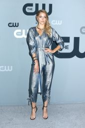 Lily Cowles – CW Network Upfront Presentation in NYC 05/17/2018