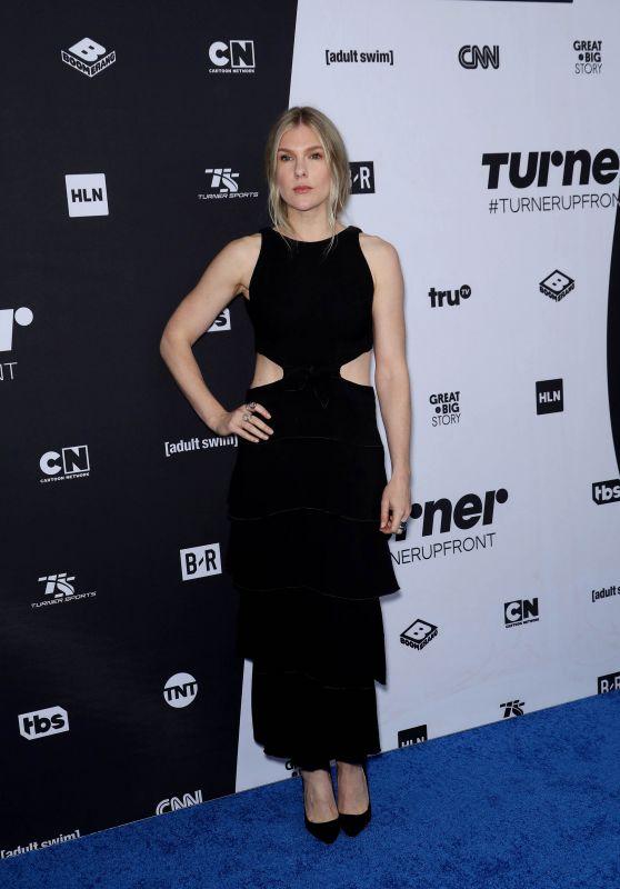 Lily Rabe – 2018 Turner Upfront Presentation in NYC