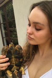 Lily Rose Depp - Social Media 05/28/2018