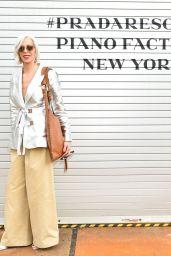 Linda Fargo – Prada Resort : 2019 Show in NYC 05/04/2018