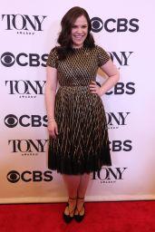 Lindsay Mendez – 2018 Tony Awards Nominees Photocall