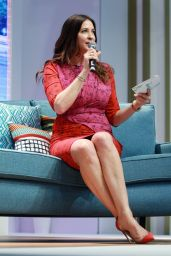"Lisa Snowdon - ""This Morning Live"" Show in Birmingham 05/17/2018"
