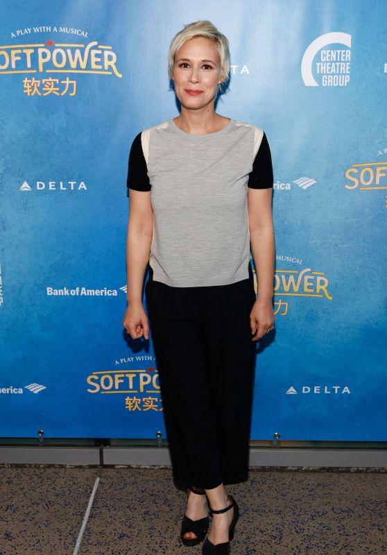 """Liza Weil – """"Soft Power"""" Theatre Show Premiere in LA"""