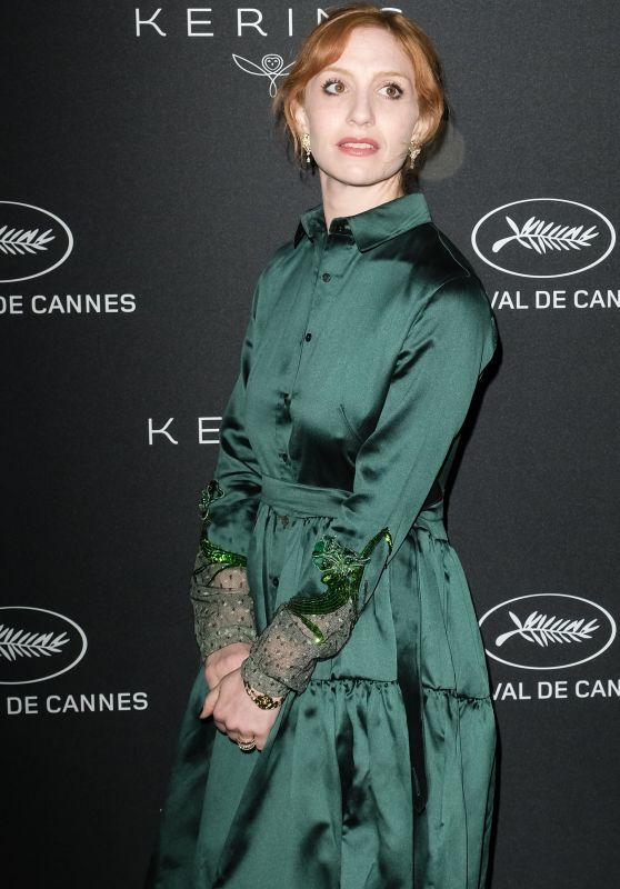 Lolita Chammah – Kering Women in Motion Awards Dinner at Cannes Film Festival 2018