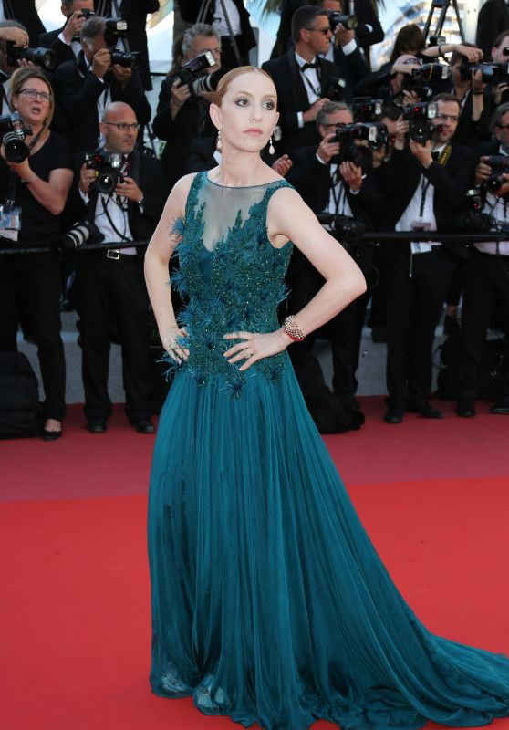 """Lolita Chammah – """"The Man Who Killed Don Quixote"""" Red Carpet in Cannes 05/19/2018"""