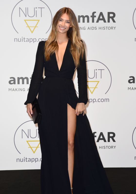 Lorena Rae – Pre AmfAR NuitApp Party in Cannes 05/16/2018