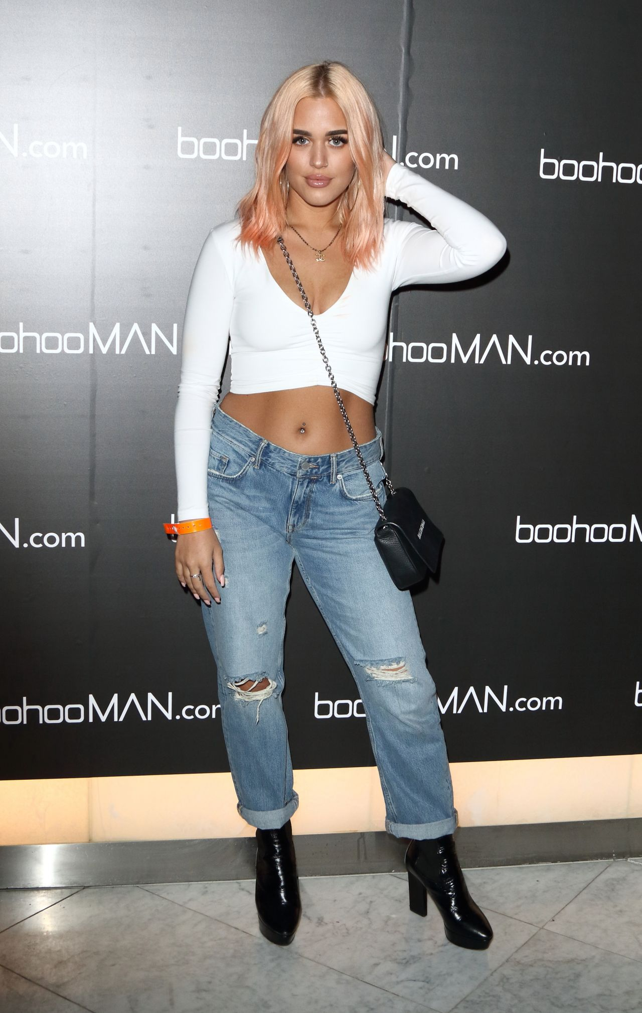 Boohoo Man By Dele Event In London 05