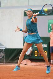 Lucie Safarova – French Open Tennis Tournament in Paris 05/28/2018