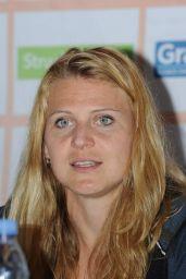 Lucie Safarova – Internationaux de Strasbourg Tennis Tournament 05/21/2018