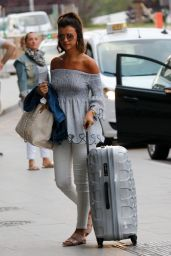 Lucy Mecklenburgh and Beau Ryan Thomas - Ibiza 05/11/2018
