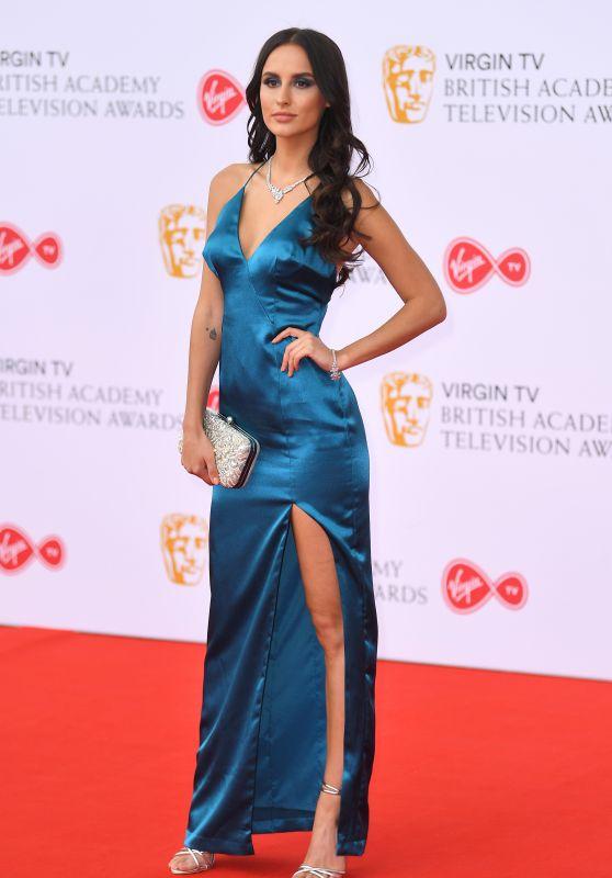 Lucy Watson – BAFTA TV Awards 2018 in London