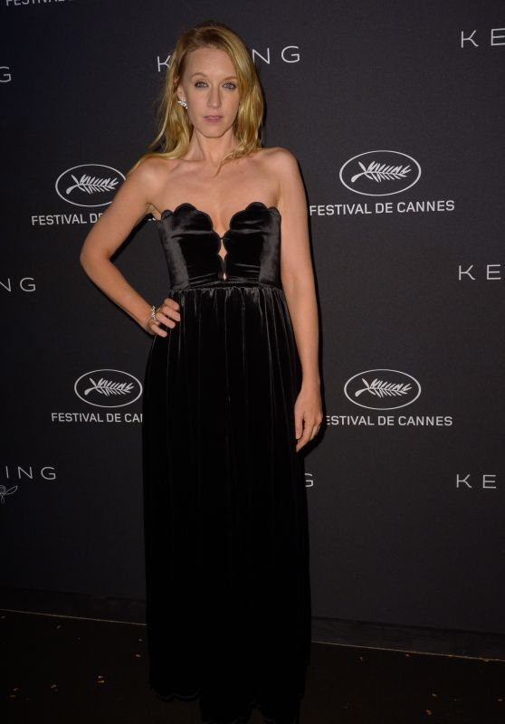 Ludivine Sagnier – Kering Women in Motion Awards Dinner at Cannes Film Festival 2018