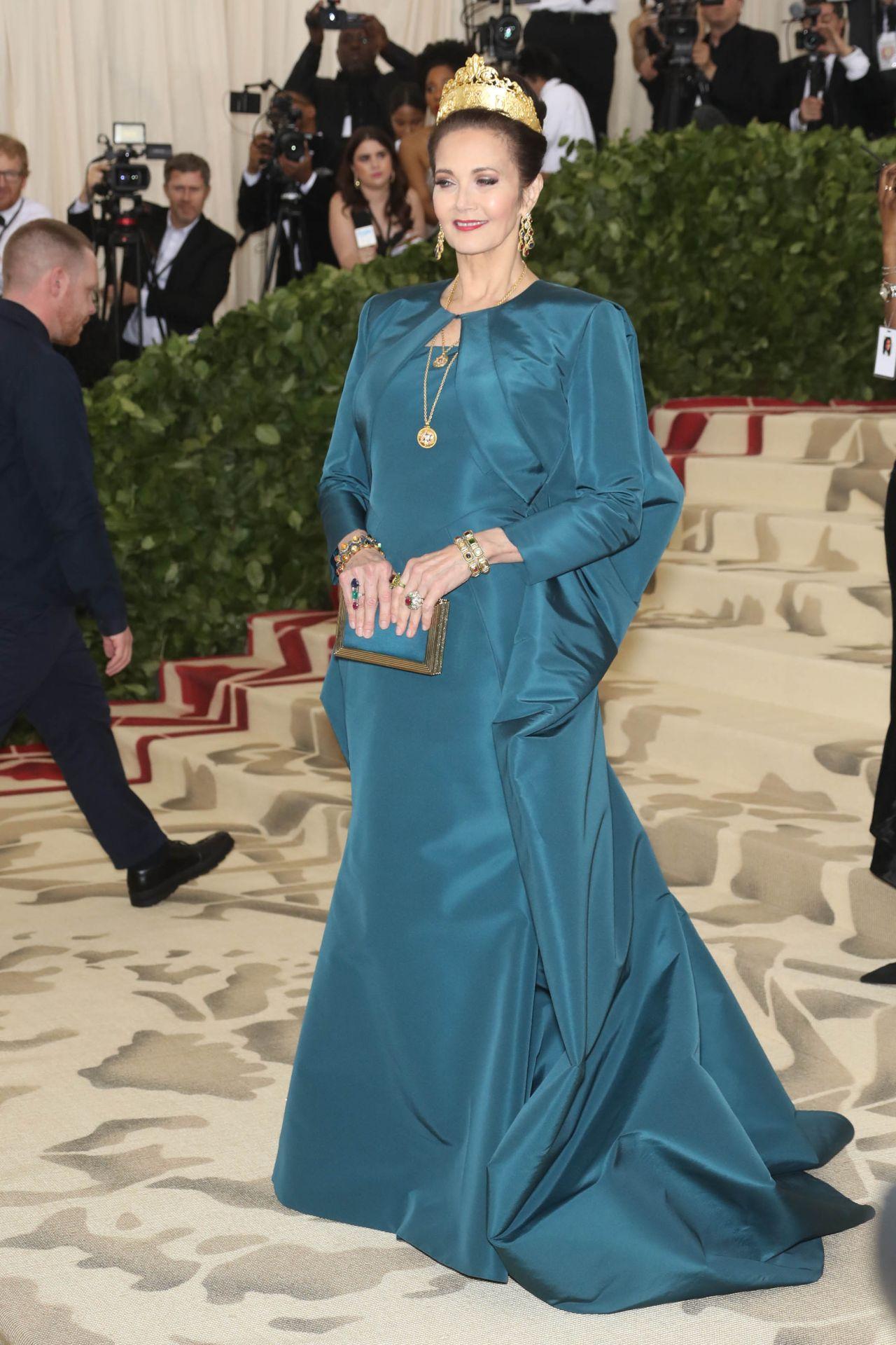 Lynda Carter – MET Gala 2018