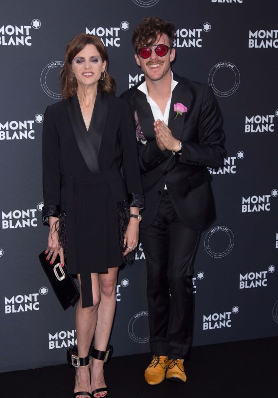 Macarena Gómez – Montblanc Dinner in Cannes 05/16/2018