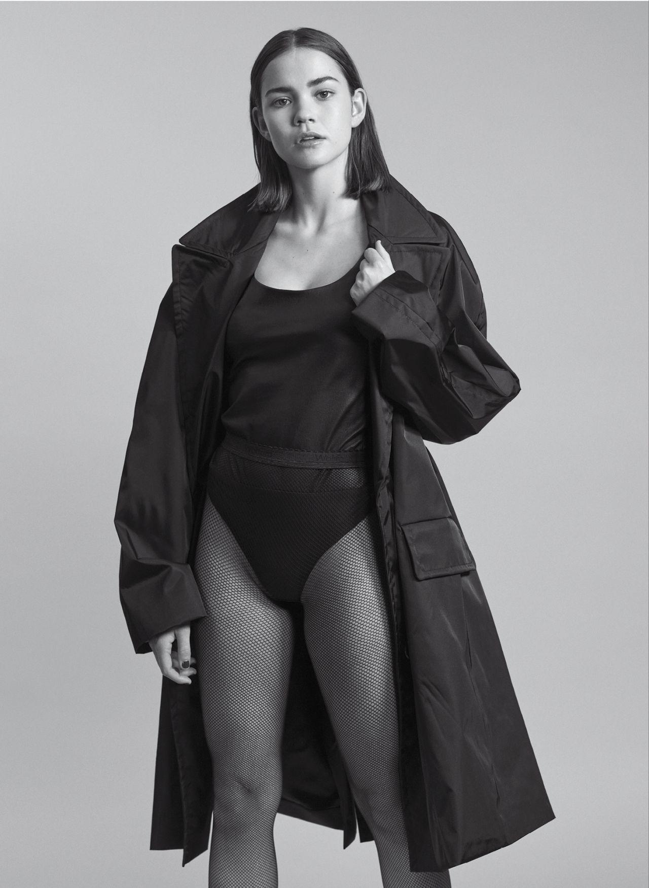 Maia Mitchell V Magazine 113 Summer 2018 Photoshoot