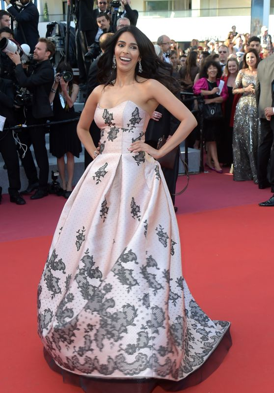 "Mallika Sherawat – ""Girls of the Sun"" Premiere at Cannes Film Festival"