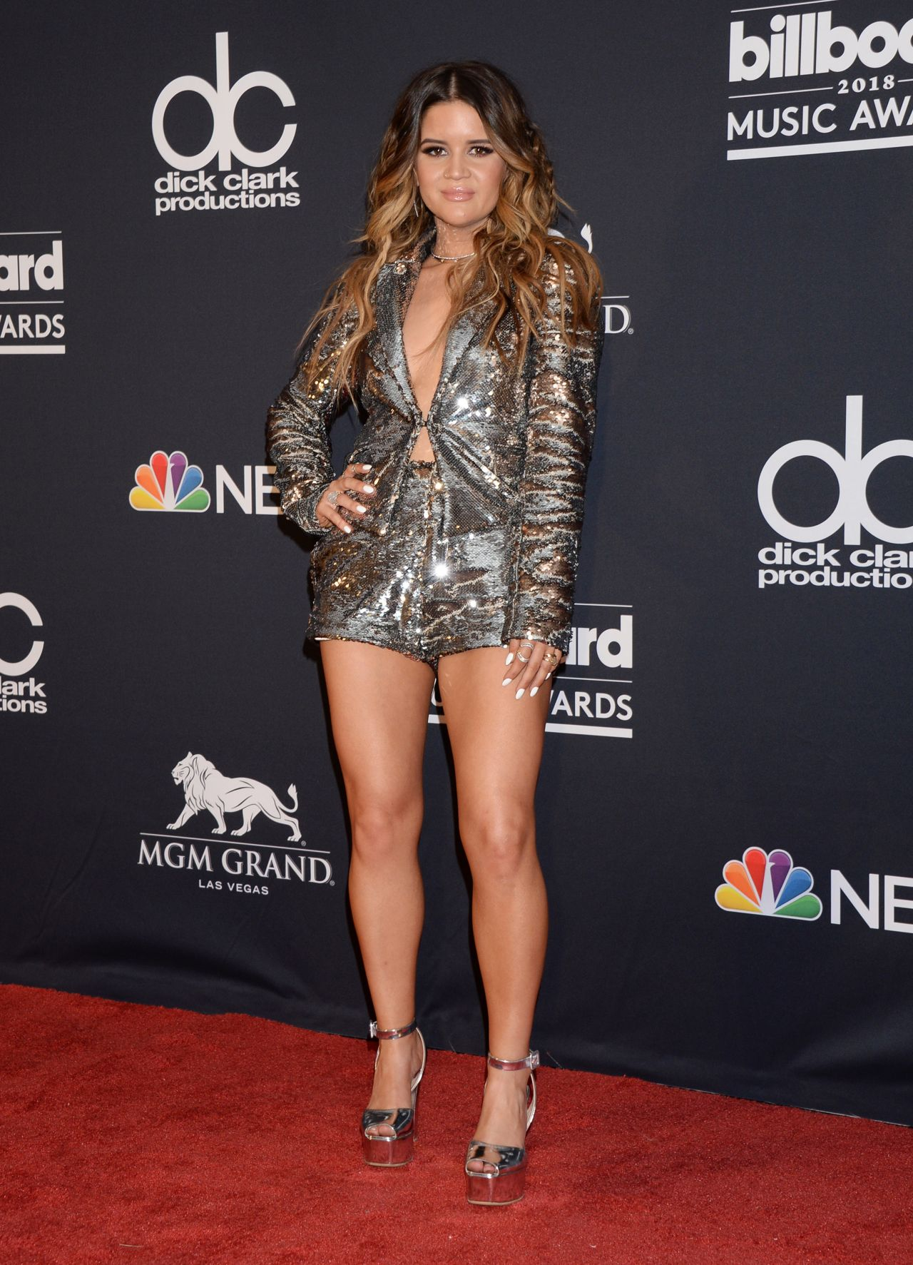 Maren Morris – 2018 Billboard Music Awards in Las Vegas