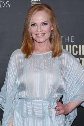 Marg Helgenberger - 2018 Lucille Lortel Awards in New York