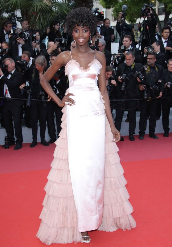 "Maria Borges – ""Solo: A Star Wars Story"" Red Carpet in Cannes"