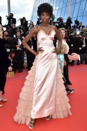 """Maria Borges – """"Solo: A Star Wars Story"""" Red Carpet in Cannes"""