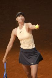 Maria Sharapova – Mutua Madrid Open in Madrid 05/06/2018