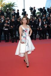 """Marie Denigot – """"The Man Who Killed Don Quixote"""" Red Carpet in Cannes 05/19/2018"""