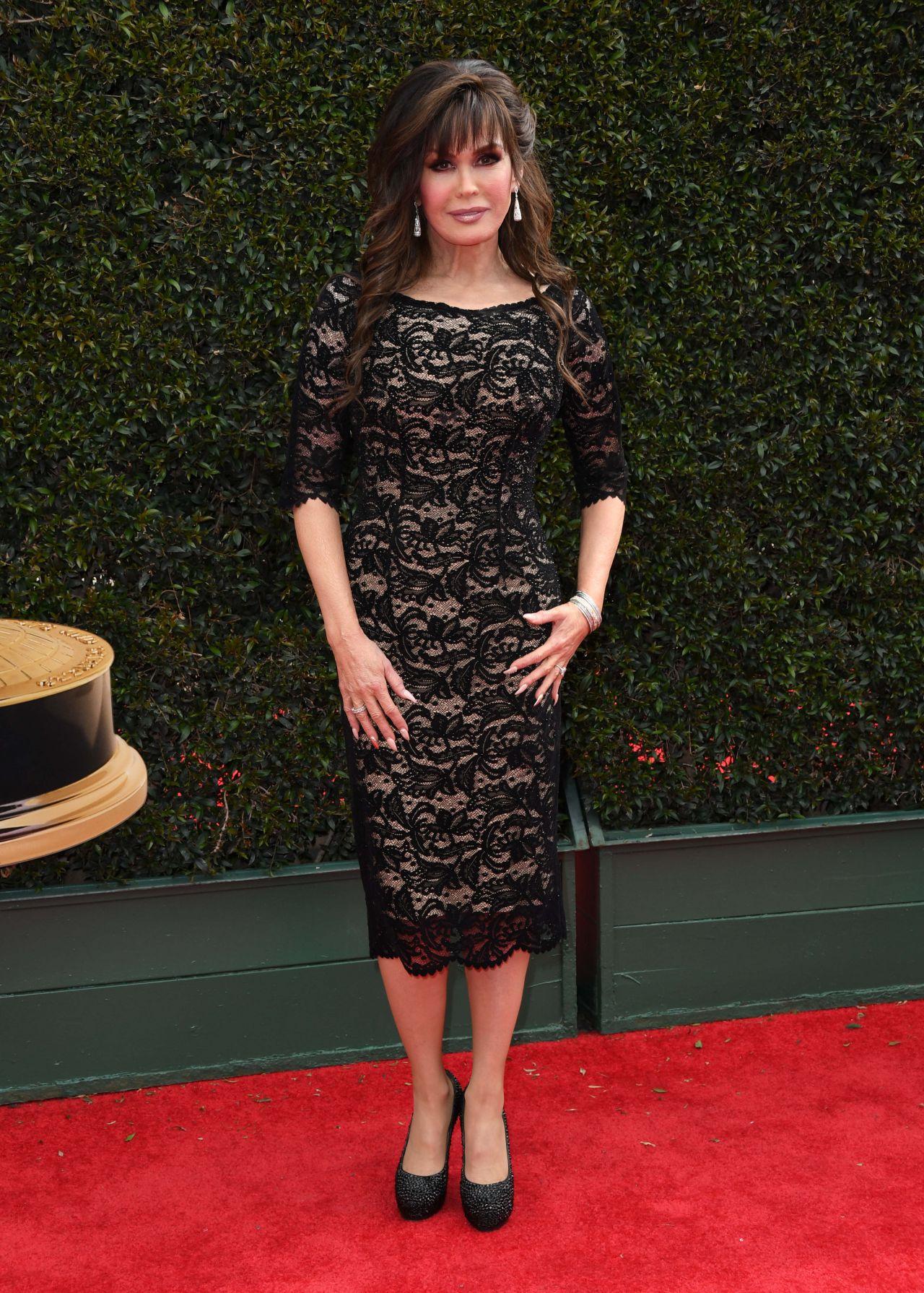 Marie Osmond 2018 Daytime Emmy Awards