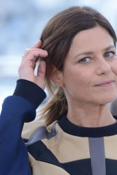 """Marina Fois – """"Sink or Swim"""" Photocall in Cannes"""