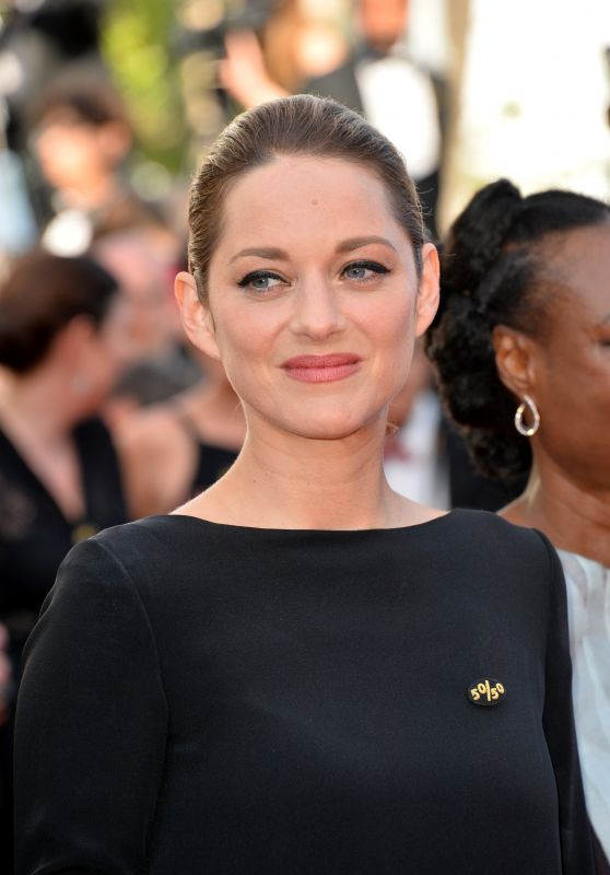 "Marion Cotillard – ""Girls of the Sun"" Premiere at Cannes Film Festival"