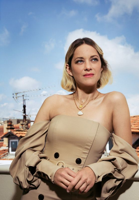 Marion Cotillard - Photographed in Cannes for Vanity Fair, May 2018