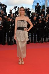 "Marion Cotillard – ""Sink or Swim"" Red Carpet in Cannes"