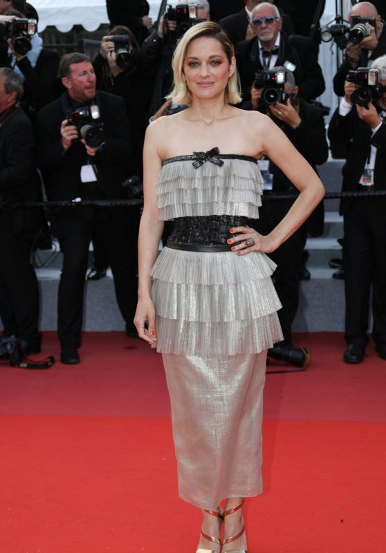 "Marion Cotillard – ""Sink or Swim"" Red Carpet in Cannes"