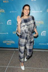 """Marisa Tomei – """"Soft Power"""" Theatre Show Premiere in LA"""