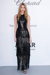 Martha Hunt – AmfAR's 25th Cinema Against AIDS Gala in Cannes