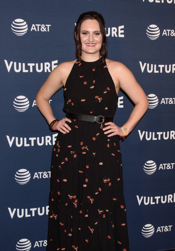 Mary Chieffo – 2018 Vulture Festival in New York