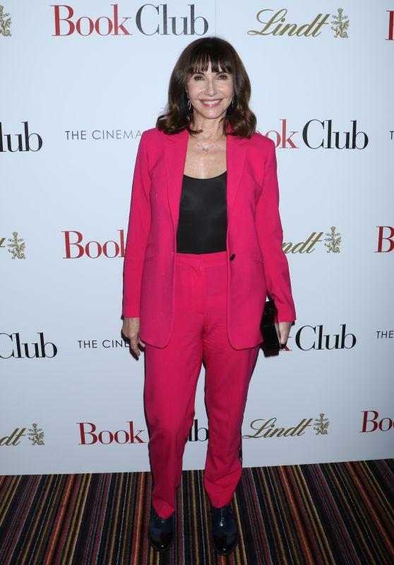 "Mary Steenburgen – ""Book Club"" Screening in New York 05/15/2018"