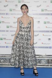 Matilda De Angelis – Nastri D'Argento 2018 Blu Carpet in Rome