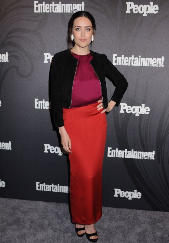 Megan Boone – 2018 EW and People Upfronts Party in New York