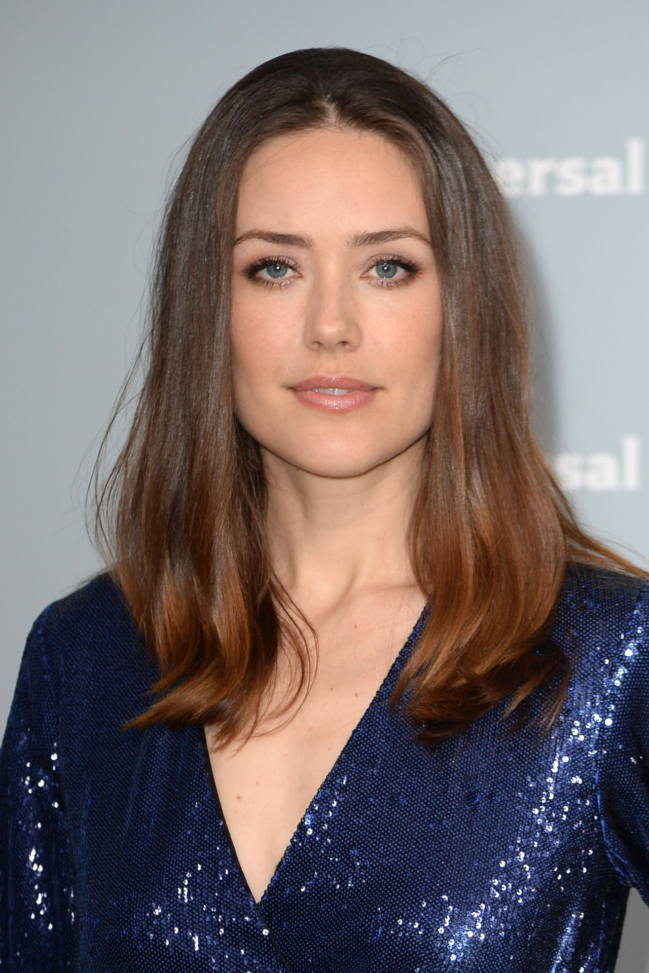 Megan Boone 2018 Nbcuniversal Upfront In Nyc
