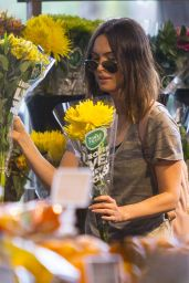 Megan Fox - Doing Some Flower Shopping in New Orleans 05/22/2018