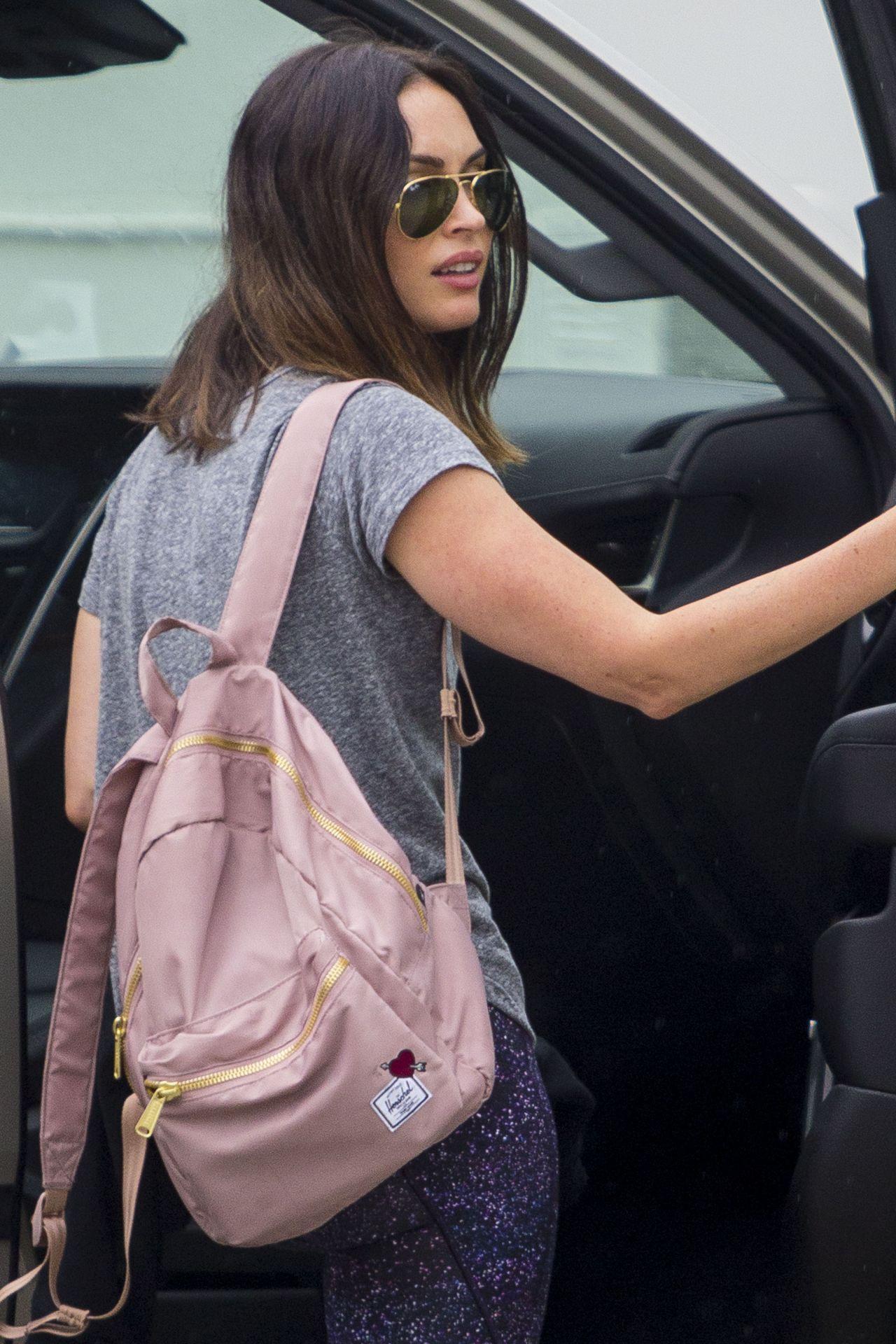 Megan Fox in Leggings ... Megan Fox New