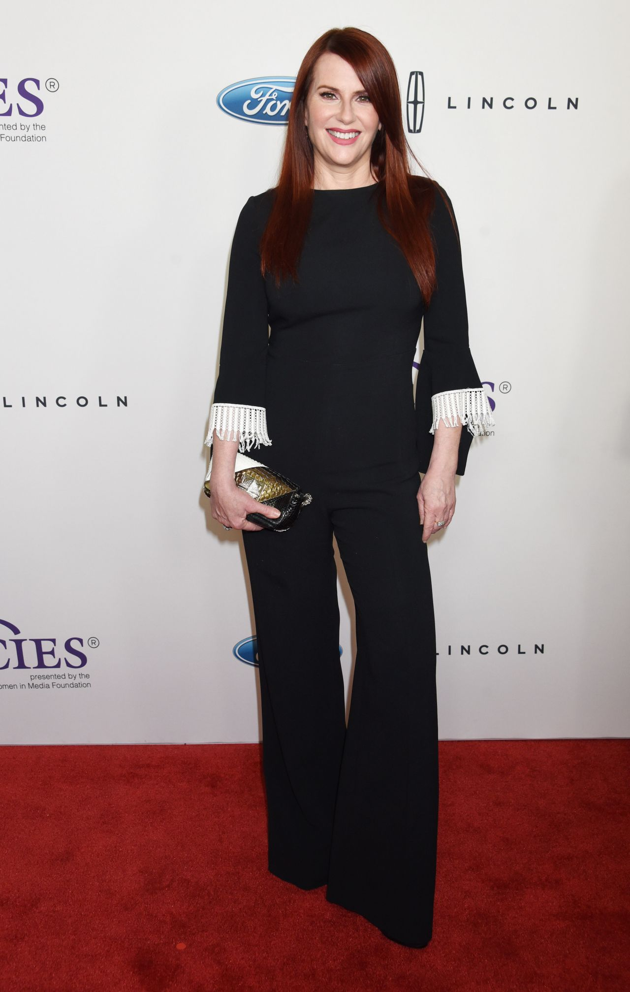 Megan Mullally 2018 Gracie Awards In Beverly Hills