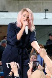 Meghan Trainor - Performs on NBC Today Show in NYC 06/16/2018